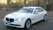 2012 BMW 7-Series 750 Li xDrive